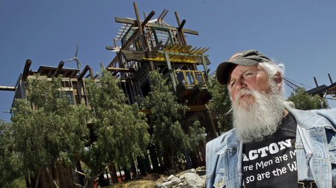 Alan Kimble Fahey gets 18 months in prison for Phonehenge West in Acton, California. It's in the Mohave Desert in the north part of Los Angeles County